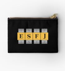 ESFJ Spin Zipper Pouch