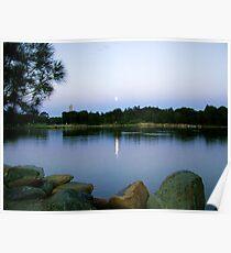 Budgewoi Lake Poster