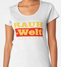 RWB GOLD Women's Premium T-Shirt