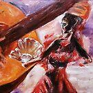 Flamenco Dream by Lidiya