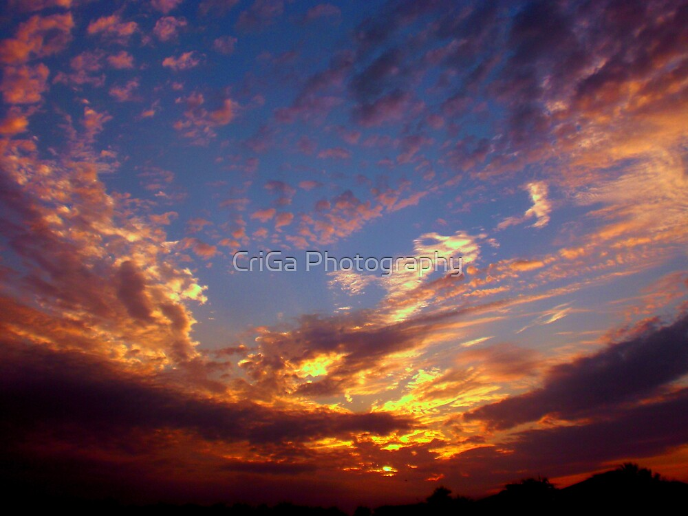 sky open  by CriGa Photography