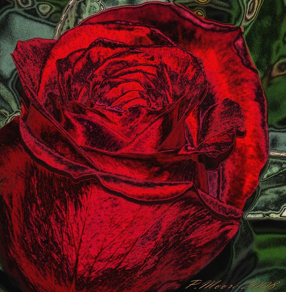 RedRedRose by Pat Moore
