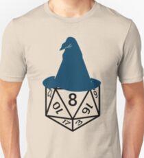 Wizard D20 T-Shirt