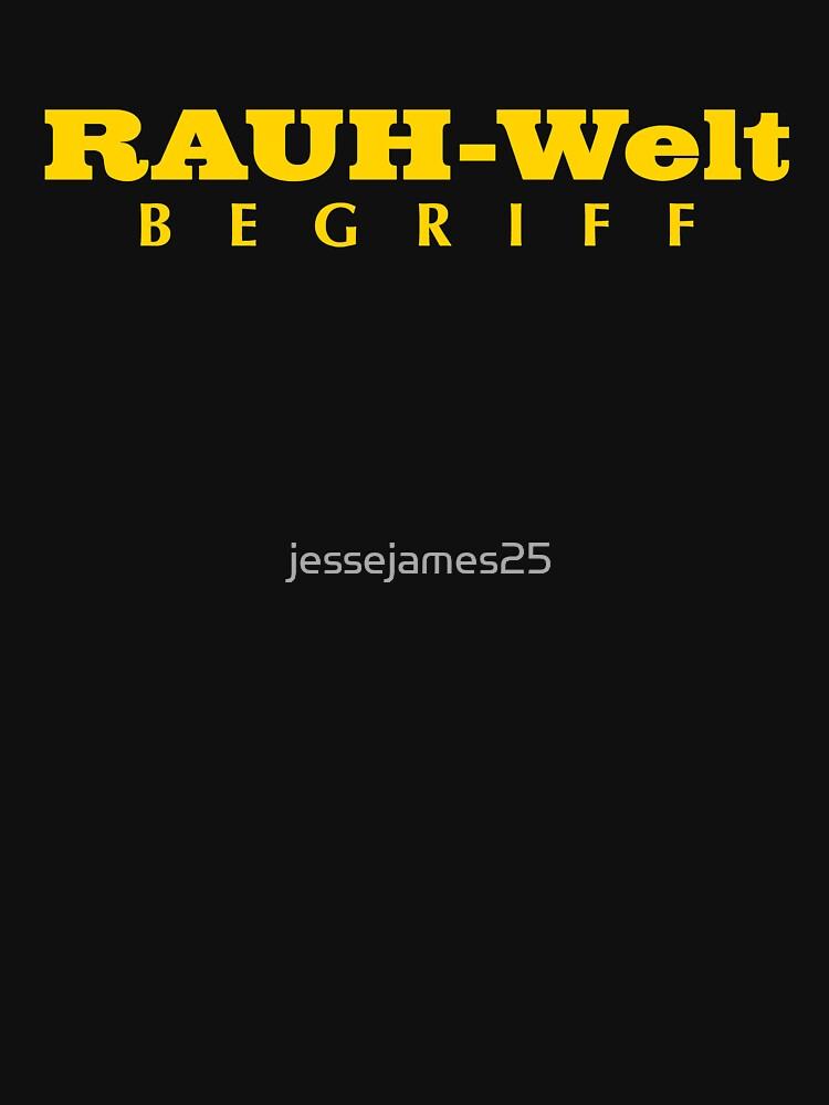 RWB FONT GOLD von jessejames25