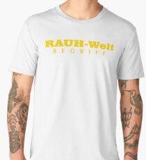 RWB FONT GOLD Men's Premium T-Shirt