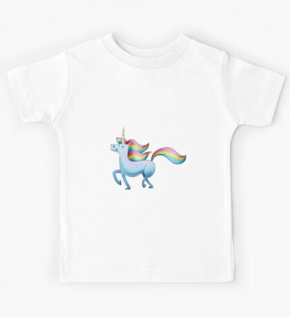 Happy Unicorn Kids Clothes