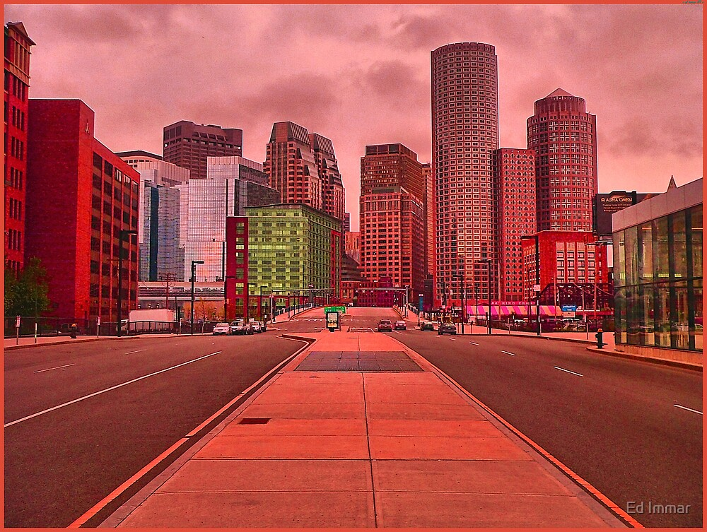 Red City by Ed Immar