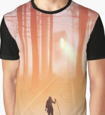 Where Light Never Ends Graphic T-Shirt