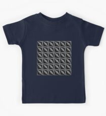 Industrial Gray Kids Clothes