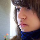 Girl - Close up by indeterminacy
