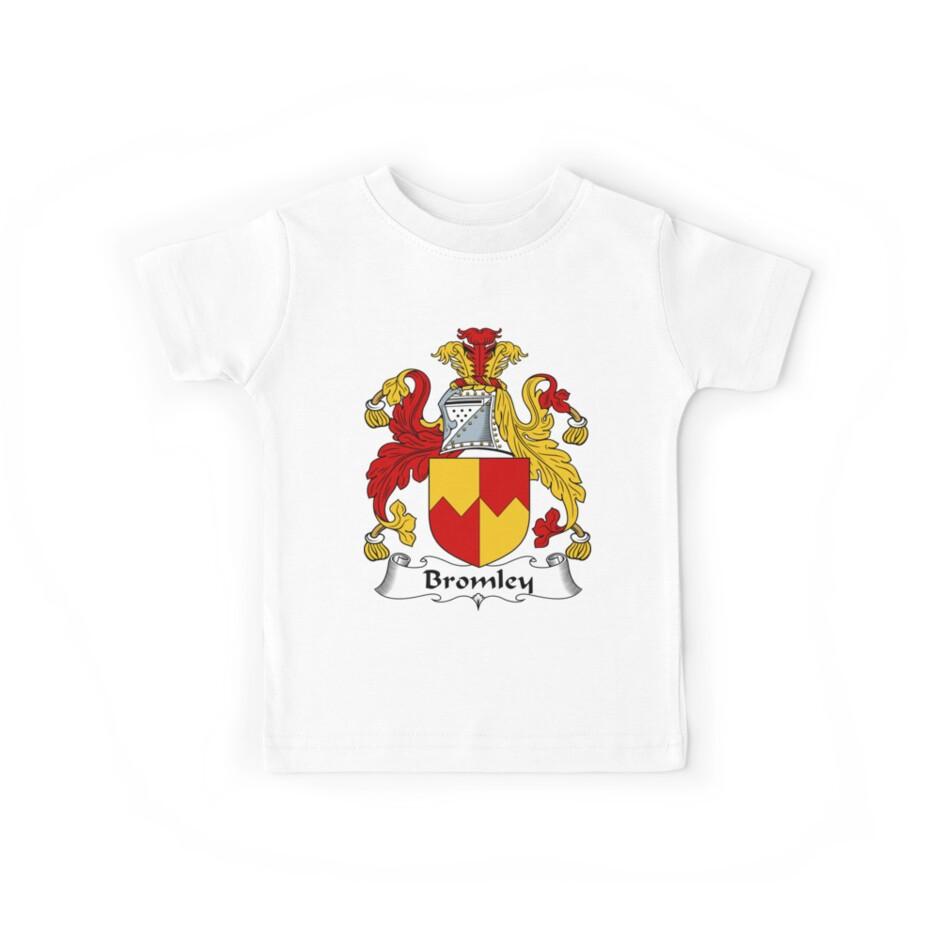 I Love Heart Bromley Kids T-Shirt