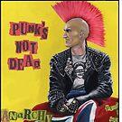 Punk Anarchy by Andy  Housham