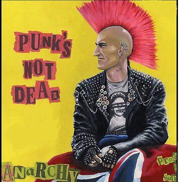 Punk Anarchy by Housh68