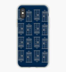 Police Box iPhone Case