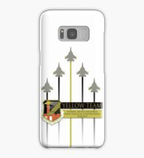 YELLOW TEAM (Ace Combat 4: Shattered Skies) Samsung Galaxy Case/Skin