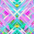 Colorful digital art splashing G473 by MEDUSA GraphicART