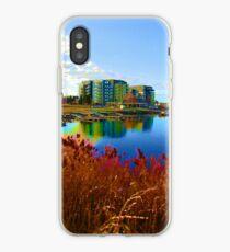 Sepia Breezes iPhone Case