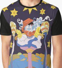 Star Platinum  Graphic T-Shirt