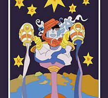 Star Platinum Posters Redbubble
