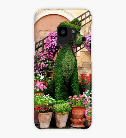 Canines in Love, EPCOT's Flower and Garden Festival Case/Skin for Samsung Galaxy