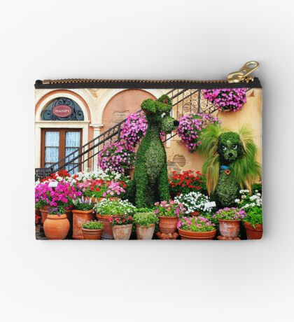Canines in Love, EPCOT's Flower and Garden Festival Studio Pouch