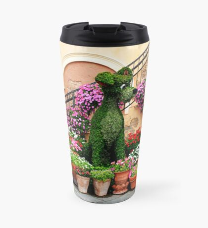 Canines in Love, EPCOT's Flower and Garden Festival Travel Mug