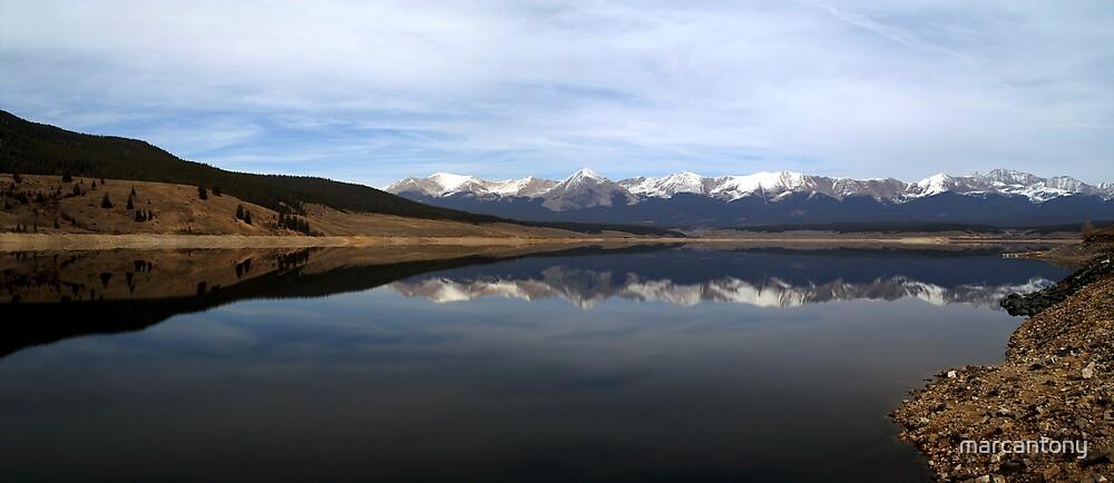 Taylor Reservoir by marcantony