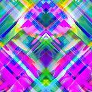 Colorful digital art splashing G469 by MEDUSA GraphicART