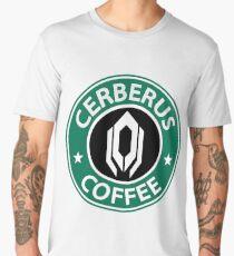 Cerberus Coffee Mass Effect Men's Premium T-Shirt