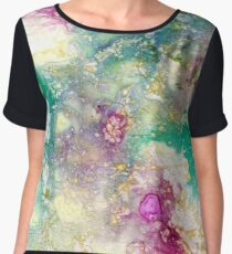 Abstract XI Women's Chiffon Top