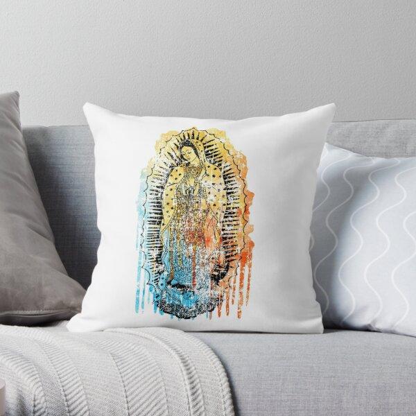 Virgen de Guadalupe Cojín