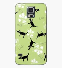 Dogs on Paws  Case/Skin for Samsung Galaxy