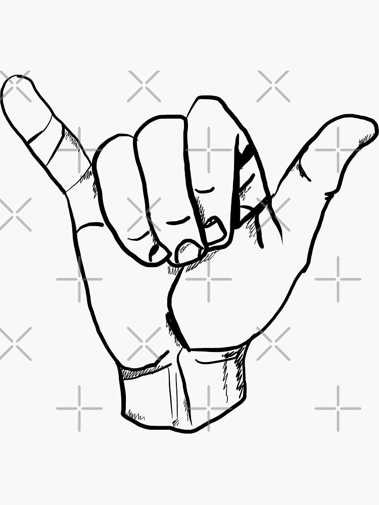 colgar la mano suelta de haleyerin