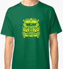 Manila Jeepney Classic T-Shirt