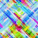 Colorful digital art splashing G468 by MEDUSA GraphicART