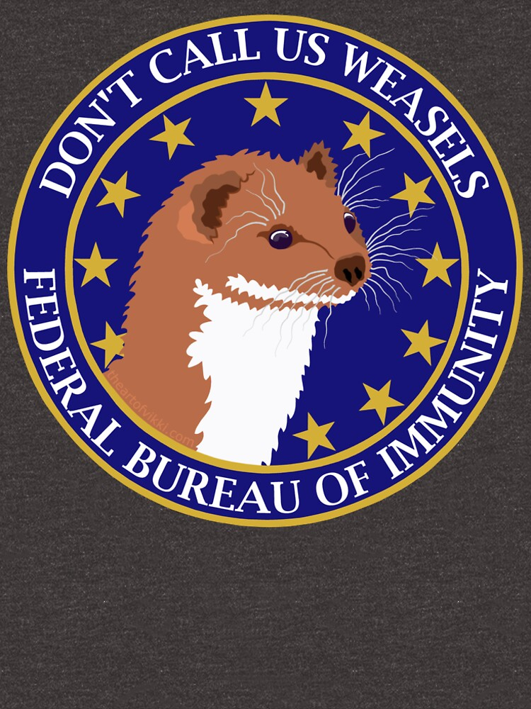 Don't Call Us Weasels FBI Director James Comey Parody  by theartofvikki