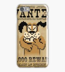 Old Game Duck Hunt iPhone Case/Skin