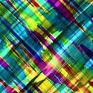Colorful digital art splashing G72 by MEDUSA GraphicART