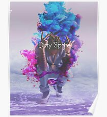 Future - Dirty Sprite (Faded) Poster