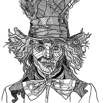 The Mad Hatter by Matti-walker