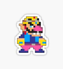 Super Mario Maker: Wario Sticker