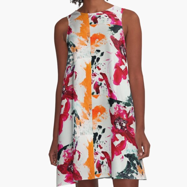 Wild Thing A-Line Dress