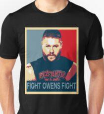 Fight Owens Fight Hope Design Unisex T-Shirt