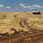 Down the Dusty Road by lindy sherwell