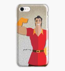 Gaston LeGume iPhone Case/Skin