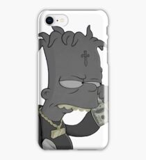 The simpsons Bart simpson iPhone Case/Skin