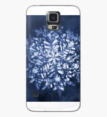 That snowflake Case/Skin for Samsung Galaxy