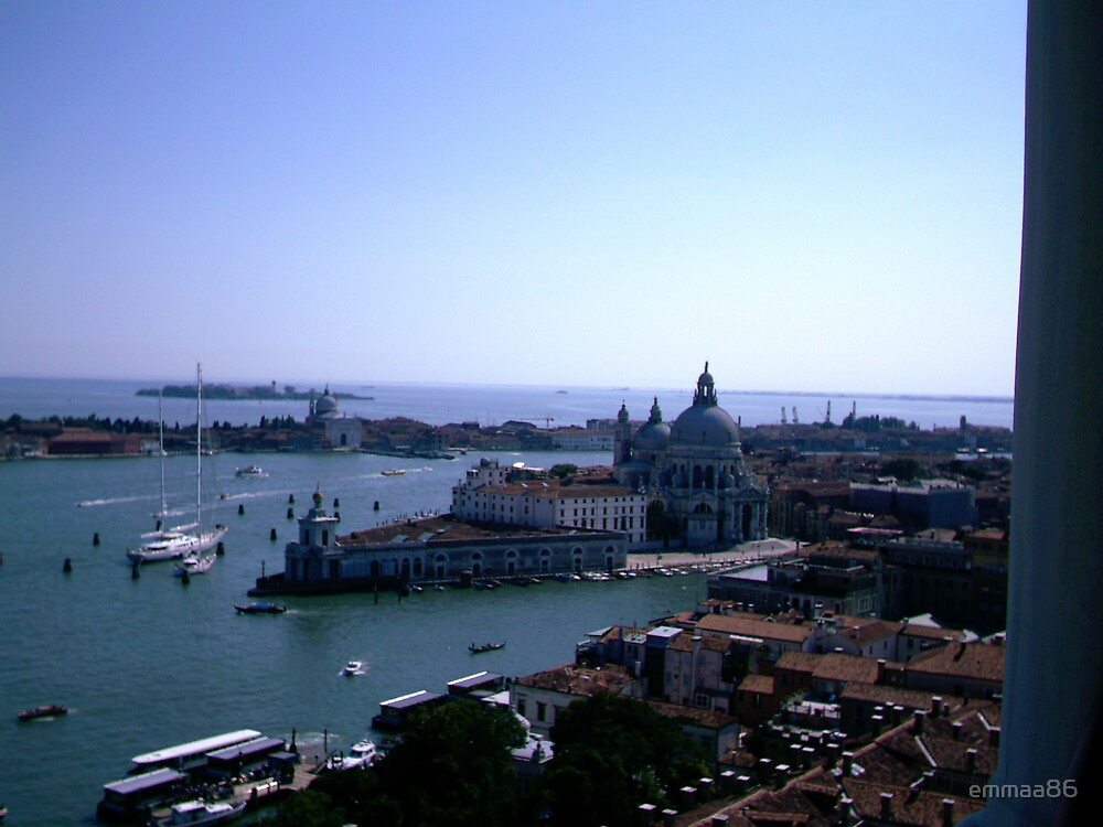 Rooftop view of Venice by emmaa86