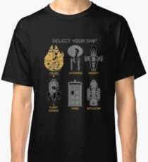 Select Your Ship Classic T-Shirt
