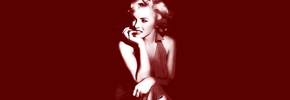 Marilyn in red. . . by tong